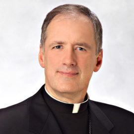 2012 – The Most Rev. Archbishop Paul-André Durocher